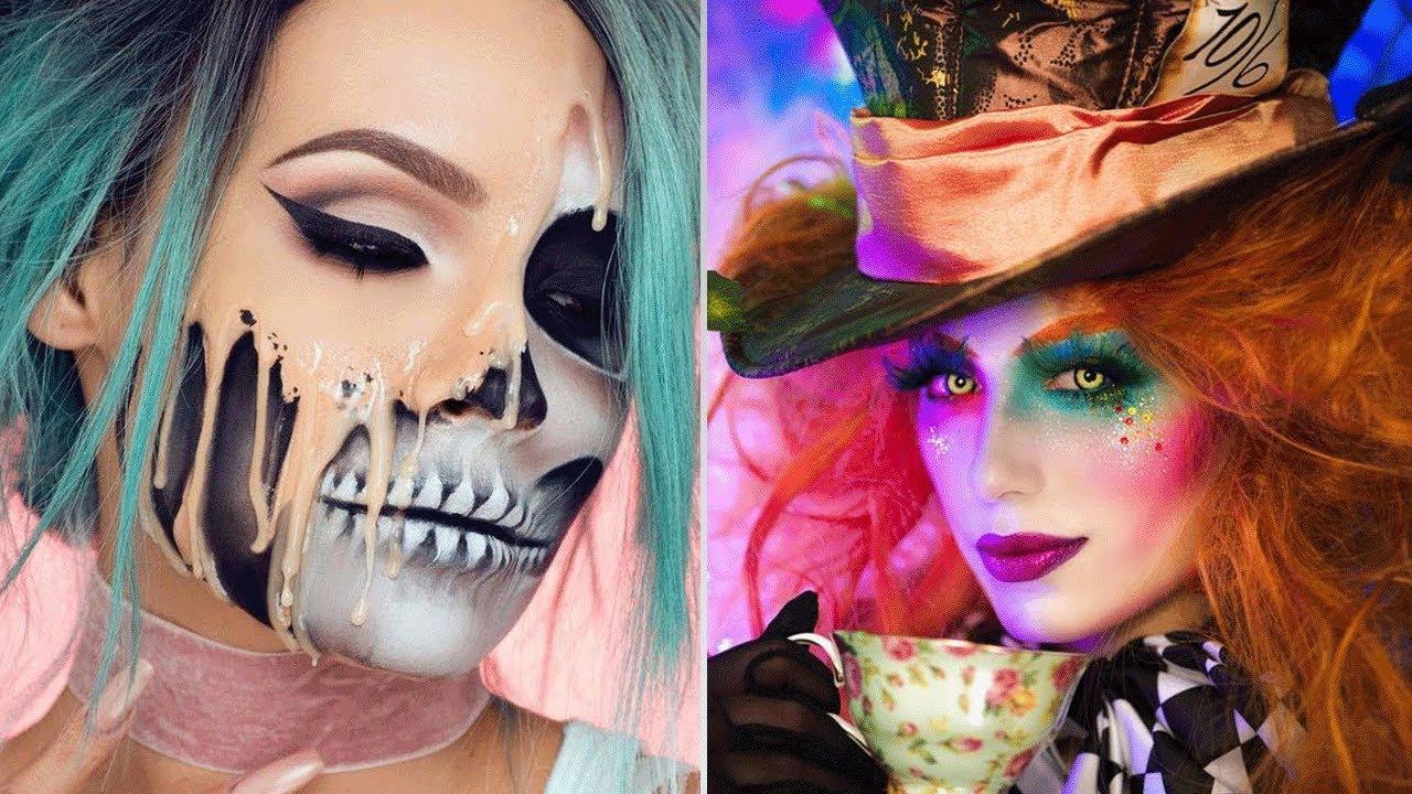 Halloween 2020 Para Increíbles Maquillajes de terror para HALLOWEEN 2020 / Makeup for