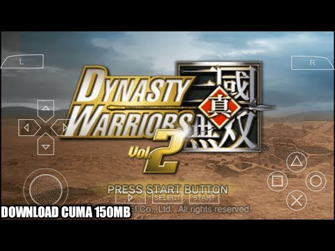 cara-download-game-dynasty-warriors-vol.-2-ppsspp-android