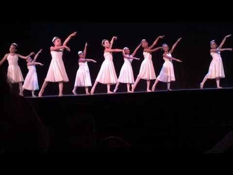 San Pedro Ballet School Swan Lake