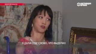Съемки фильма о девушке с ДЦП