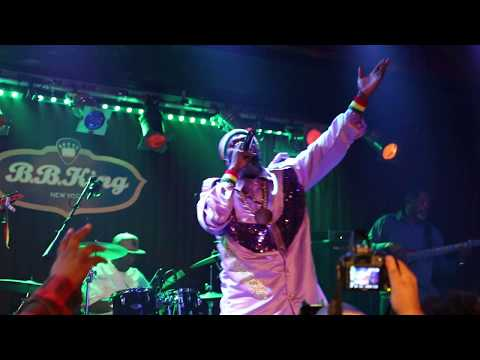 Capleton  Tour  at BB King New York City