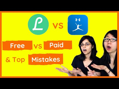 Lifesum vs MyFitnessPal | Lifesum App Review | Free vs Premium