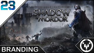 BRANDING | Middle-Earth Shadow of Mordor | 23