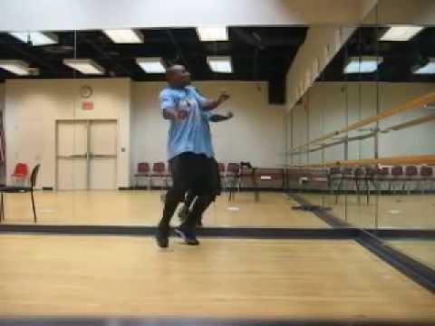 Krazy-K DANCIN' TO DJ UNK-2 TWO STEP