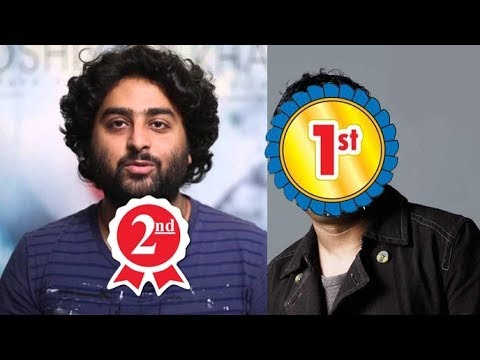 Top 5 Highest Paid Singers | Per Show Fees of Singers | Arijit Singh Per show fees