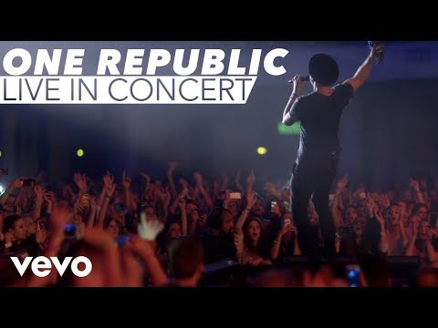 OneRepublic  Counting Stars  Presents:  at Festhalle, Frankfurt