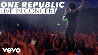 Скачать OneRepublic Counting Stars Vevo Presents Live At Festhalle Frankfurt