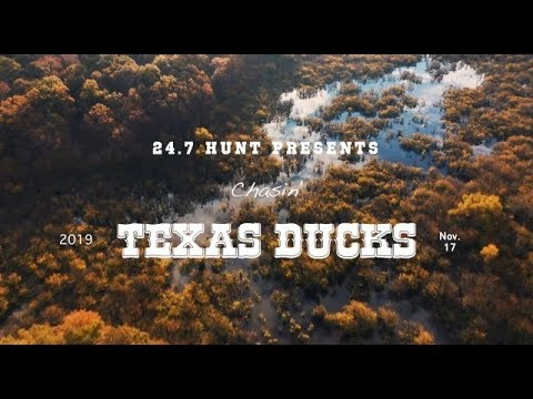 Duck Hunting - 24.7Hunt Texas Opener - Season 1 Ep.2