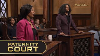 Man Stupidly Claims Men Are ALLOWED to Cheat (Full Episode)   Paternity Court