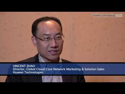 Interview with TelecomAsia: Vincent Zhao - Cloud based communications changes the market