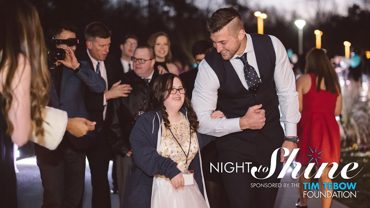 Image result for night to shine