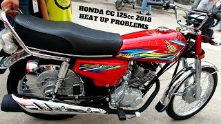 HONDA CG 125 2018 INTERNAL REVIEW WITH SOUND TEST & TOP SPEED COMING SOON ON PK BIKES
