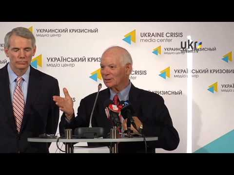 Benjamin Cardin. Ukrainian Сrisis Media Center. May 24, 2014