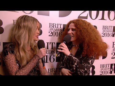 Jess Glynne backstage at The BRITs l The BRIT Awards 2016 Mp3