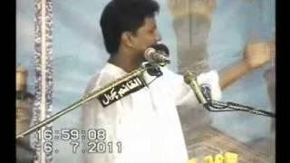 qasida) OHAY ALMAA WALA. 3 SHABAN 2011 CHAKRAJGAN