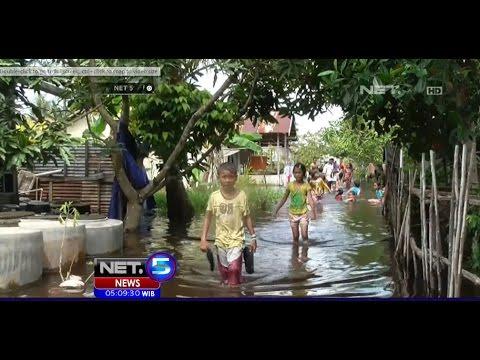 6 Kecamatan di Kabupaten Mempawah Kalbar Terendam Banjir - NET5