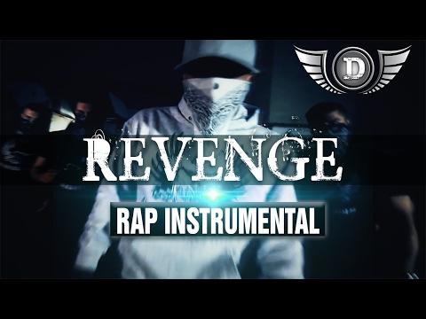 Dark Hard Gangsta Orchestral Underground RAP Beat Instrumental - Revenge