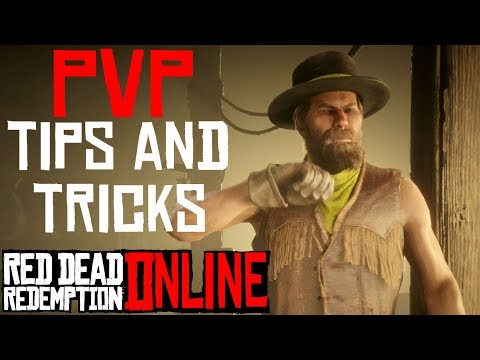 Red dead online - PVP Tips, Tricks and advice!
