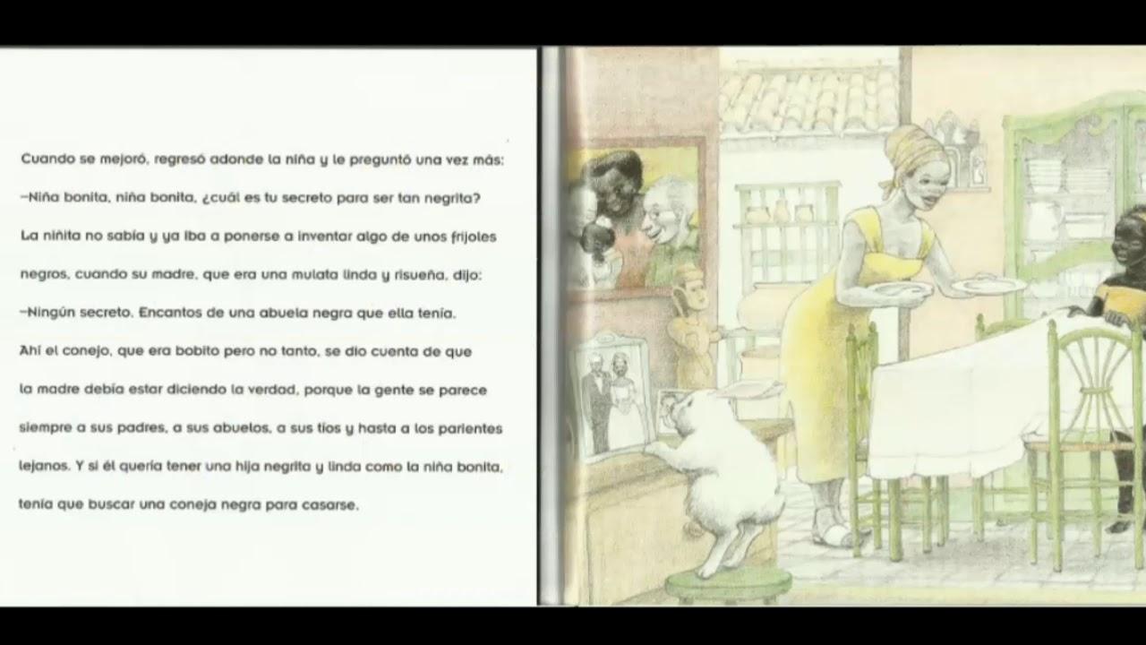 Lectura de Niña Bonita por Ana María Machado.