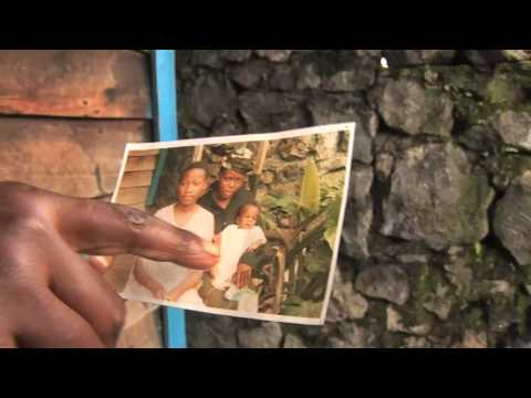 DR of Congo - the lost children of Goma