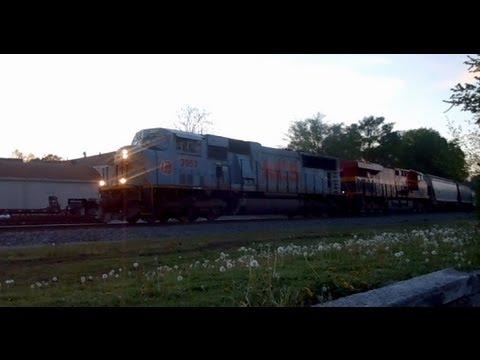 Kansas City Southern Freight... turn it up!