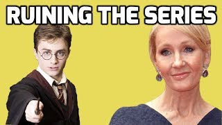 JK Rowling and Authorial Intent