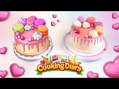cooking-diary:-making-the-valentine-cake!