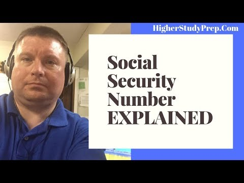 What Is A Social Security Number? Can An International Student In The USA Get One?