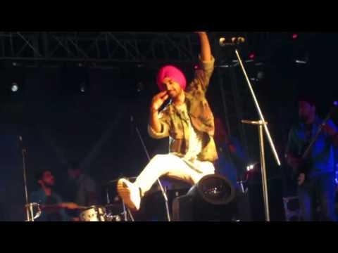 DILJIT DOSANJH 5 TAARA Live By JINDER VIRK 2016