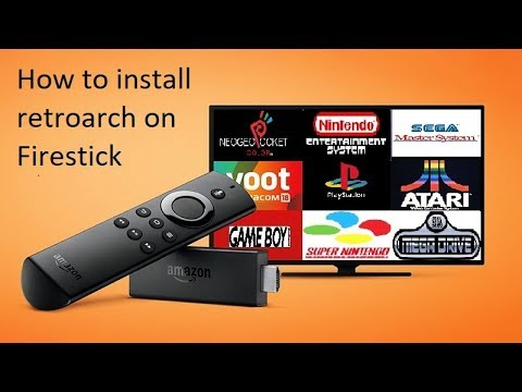 How to install and play retro games on the fire stick