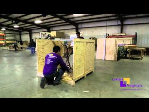 Packing, Crating & Shipping Company - Nashville | Craters & Freighters