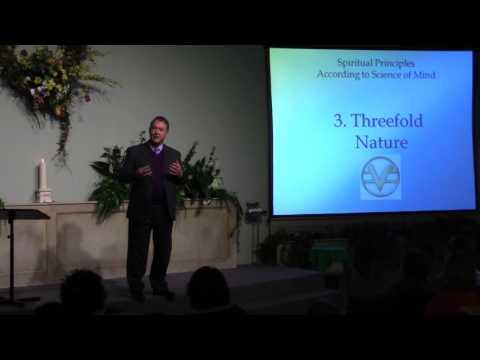Spiritual Principles According to Science of Mind with John Waterhouse