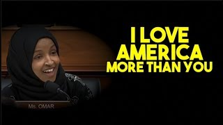 Omar - I love this country more than Natural Born Citizens