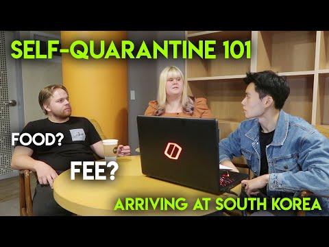 SELF-QUARANTINE 101✅| A Mandatory 14-Day Quarantine in South Korea as PNU Students