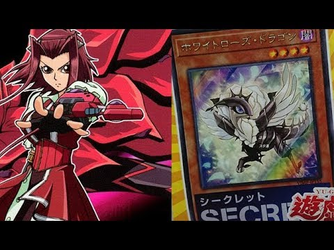 AKIZA HAS RETURNED !! White & Red Rose Dragons are coming
