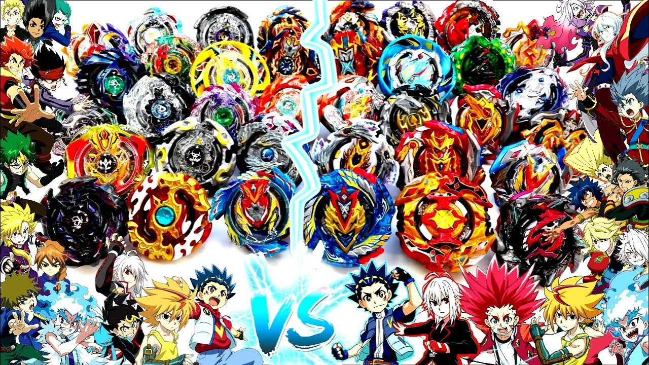 Turbo Cho Z Vs God Evolution Beyblade Burst Team
