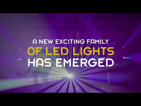 AXCOR 300: A New Exciting family of LED Lights has emerged!