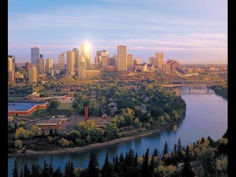 Интересные факты о городе Эдмонтон