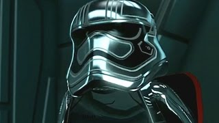 LEGO Star Wars: The Force Awakens (Vita/3DS) - Chapter 7 100% Guide - Starkiller Sabotage