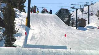 Tyler Flanagan's full part in  Mammoth Mnt's Video