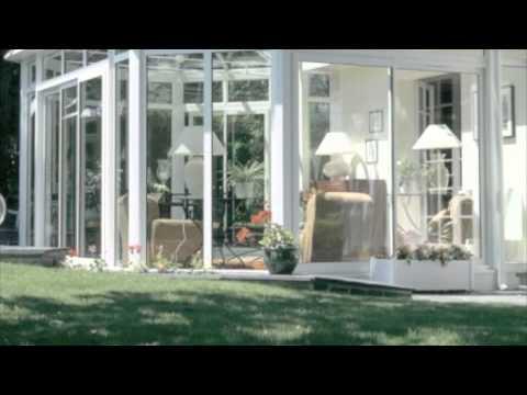 Agrandir sa maison avec une v randa technal youtube for Agrandir sa maison