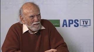 Barry Barish, 2017 Nobel Prize Winner in Physics - APS 2018