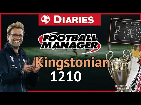 Kingstonian Diaries - Spurs vs Kingstonian Football Manager 2018
