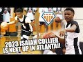 SHIFTY 8TH GRADER Isaiah Collier is NEXT UP in Atlanta!! | Magic City Showcase Highlights