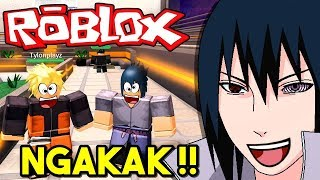 when NARUTO SO FAT! Roblox Hilarious