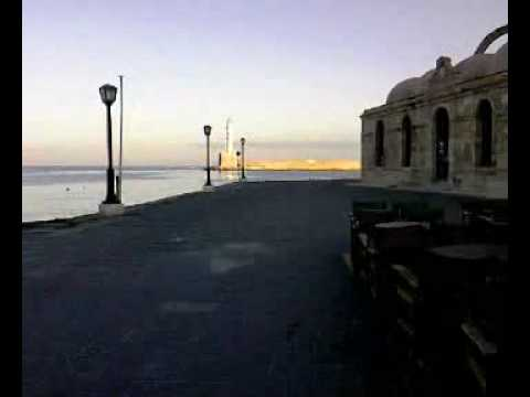 CHANIA OLD HARBOUR...