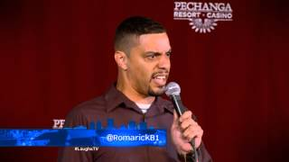 Romarick Anderson Stand-Up: Dating Latinas