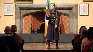The Proclamation of the Irish Republic - Countess Markievicz