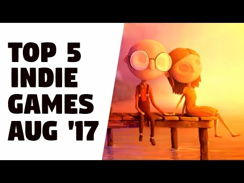 Top 5 Best Looking Indie Games of August 2017