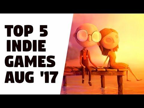 Top 5 Best Looking Indie Games of August 2017